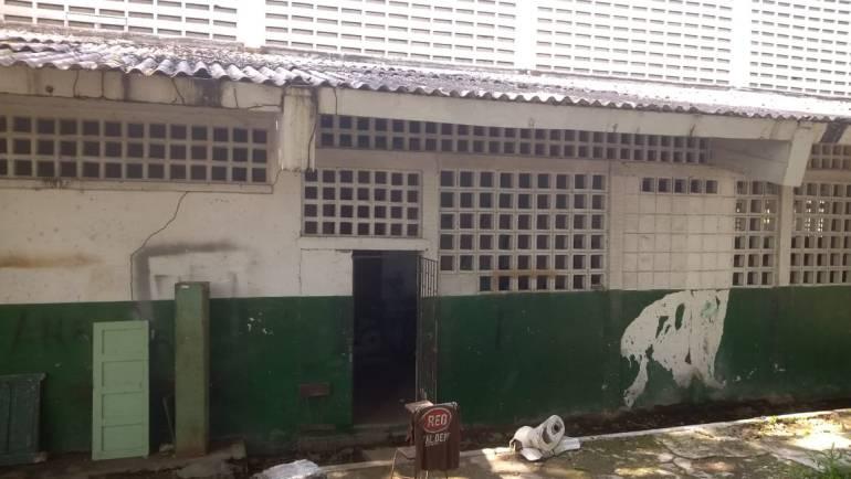 Destinan $195 millones para arreglo del colegio INEM de Cartagena