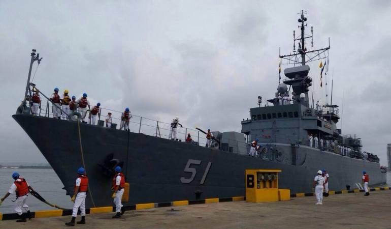 Si no hay lugar para Base Naval, que se quede ahí: personero de Cartagena