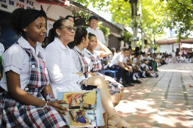 Un colegio en Cartagena le apuesta a la educación inclusiva