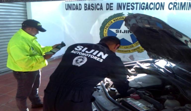 Revisión de vehículos por las autoridades