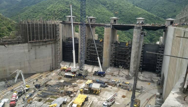 Emergencia Hidroituango: Vertedero de Hidroituango se usaría en 4 meses