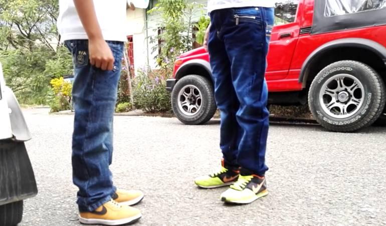 Drogas, Medellín: Lo aseguran por inducir a un menor a consumir alucinógenos