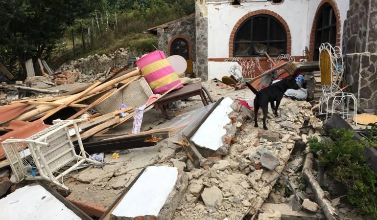Volcán Galeras: Declaran calamidad publica en Pasto por actividad sísmica del Galeras