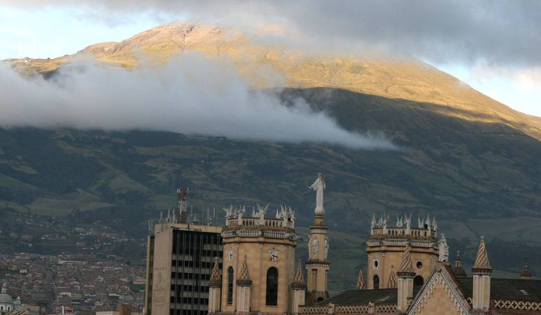 Volcán Galeras: Tembló nuevamente en Nariño