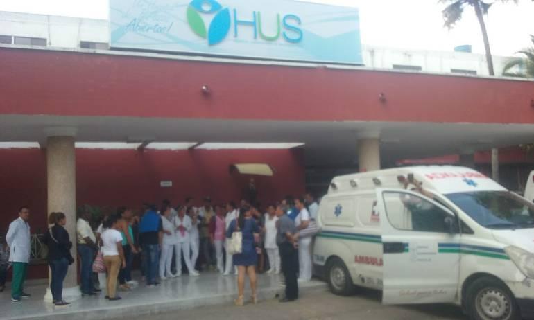 Cartel de los embargos: Hospital de Sincelejo de los más perjudicados por el cartel de los embargos