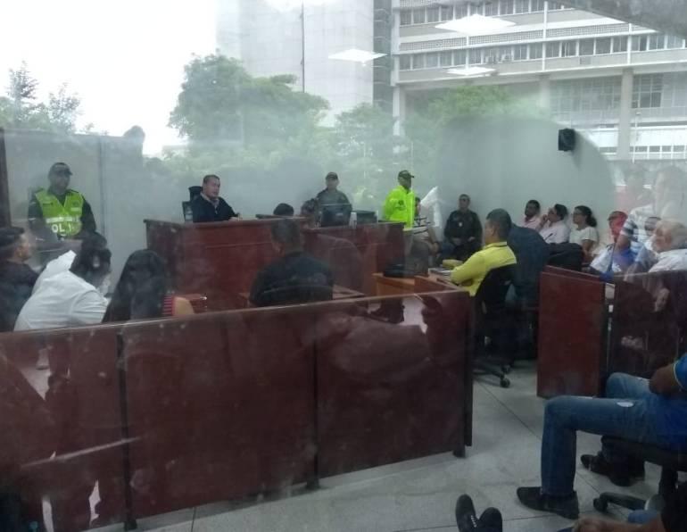 Capturan a Policías en Barranquilla: Legalizan captura de 14 policías señalados de desaparecer droga