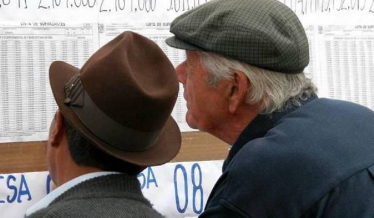 Maltrato a Adultos Mayores: En Bogotá cada día son maltratados, en promedio, cinco adultos mayores