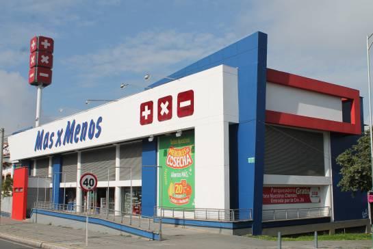 CAJAS DE COMPENSACIÓN FAMILIAR RETAIL COMERCIO ECONOMÍA: Más por Menos compró los 6 supermercados Mercomfenalco