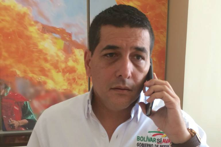 Gobernador asegura que traslado de la Base Naval a Tierrambomba sigue vivo