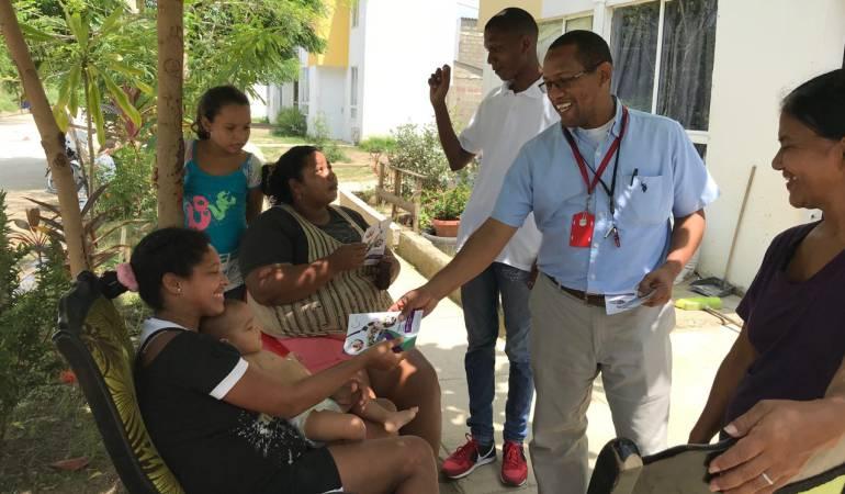 Educación Cartagena de Indias TICS: Buscan fomentar la alfabetización en Cartagena