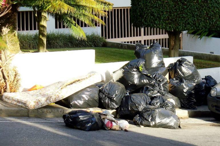 Lanzan control de advertencia sobre recolección de basuras en Cartagena: Lanzan control de advertencia sobre recolección de basuras en Cartagena