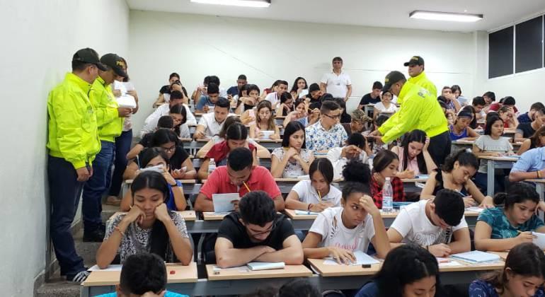 Estudiantes señalados de suplantación son egresados de destacado colegio