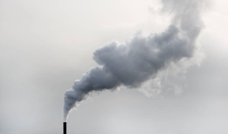 contaminación del aire: Fábrica que contaminaba el aire es sellada en Bogotá