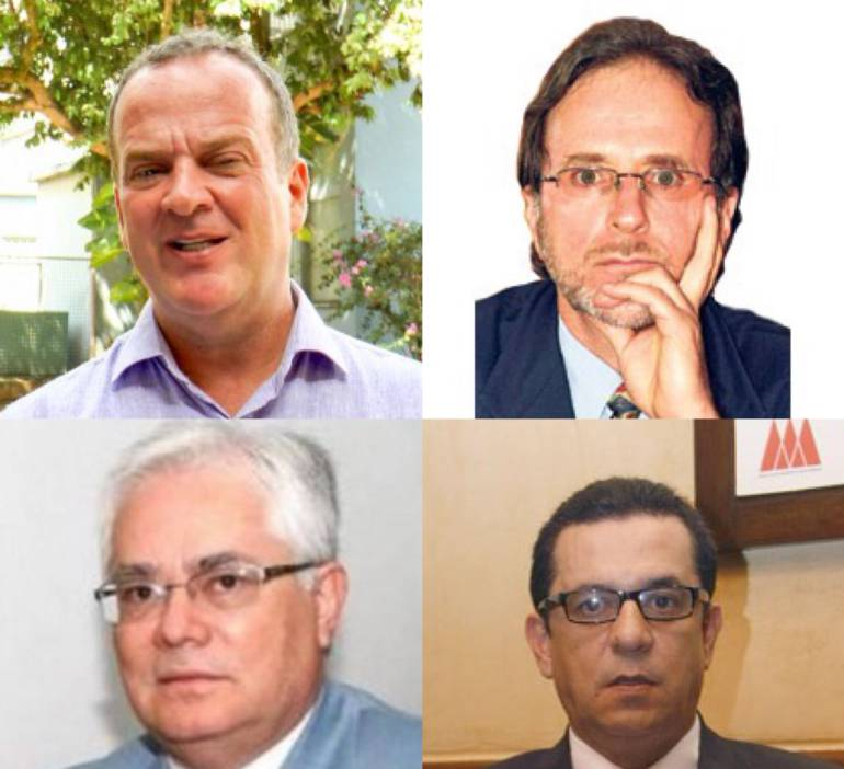 """BUCARAMANGA ALCALDÍA ELECCIONES REGIONALES: El sonajero de los candidatos """"rodolfistas"""" a la alcaldía de Bucaramanga"""