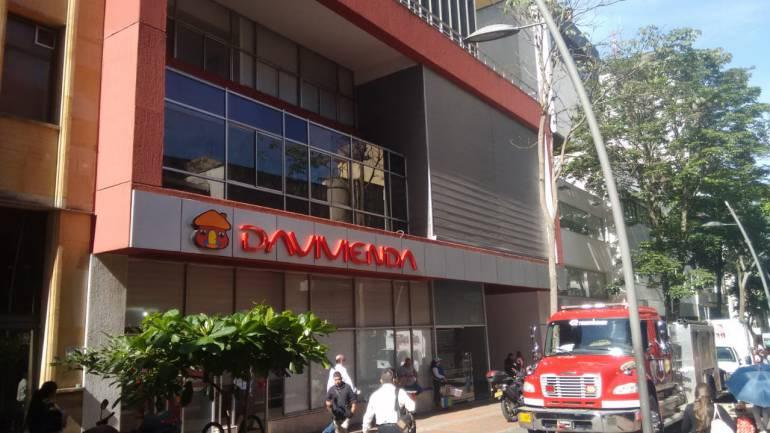 ACCIDENTE VIGILANTE ASCENSOR DAVIVIENDA: Identifican vigilante que murió en edificio Davivienda