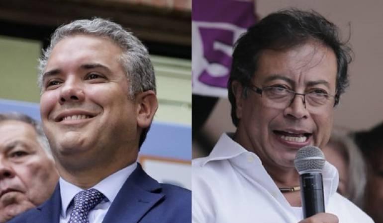 Tutela por campaña presidencial en el valle: Por estrés entutelan a Iván Duque y a Gustavo Petro