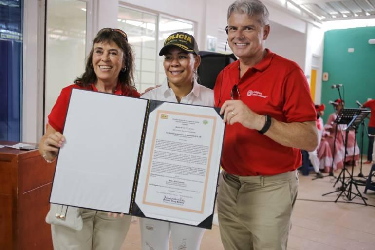 Alcaldía de Cartagena resalta labor de embajadores Children International: Alcaldía de Cartagena resalta labor de embajadores Children International