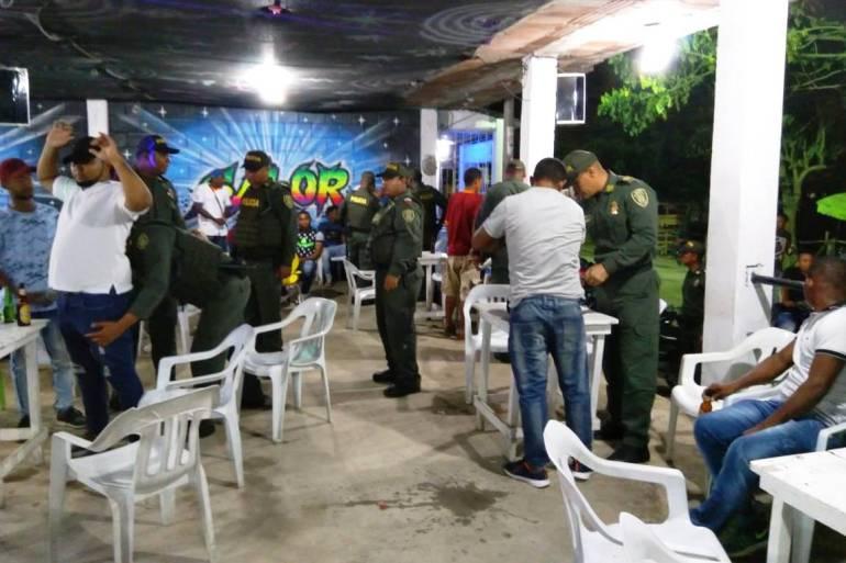 Sancionan siete establecimientos en Arjona Bolívar por violación de normas: Sancionan siete establecimientos en Arjona Bolívar por violación de normas