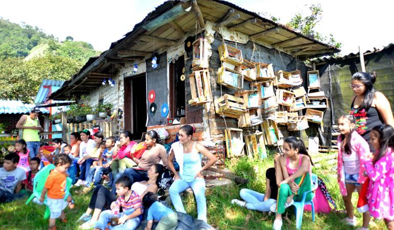 Biblioteca Campesina