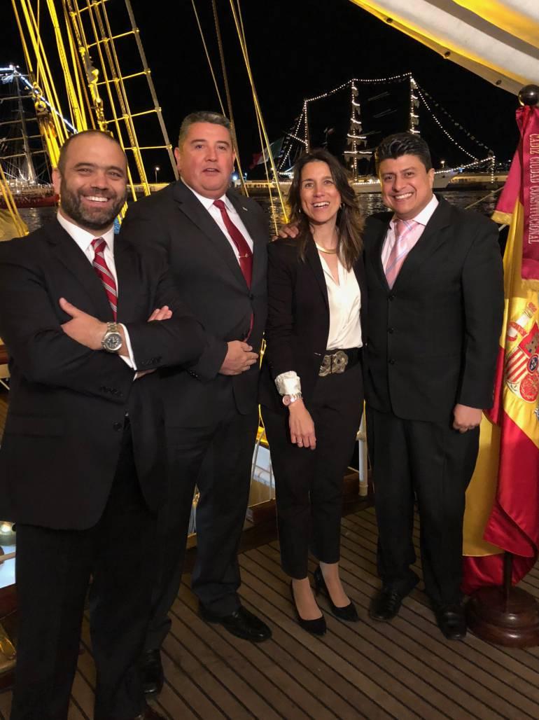 Unilibre constituye clúster marítimo iberoamericano