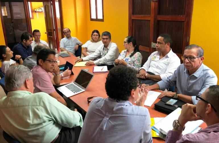 Sólo se han cumplido 5 de las 17 metas de Fonade para el POT de Cartagena: Sólo se han cumplido 5 de las 17 metas de Fonade para el POT de Cartagena