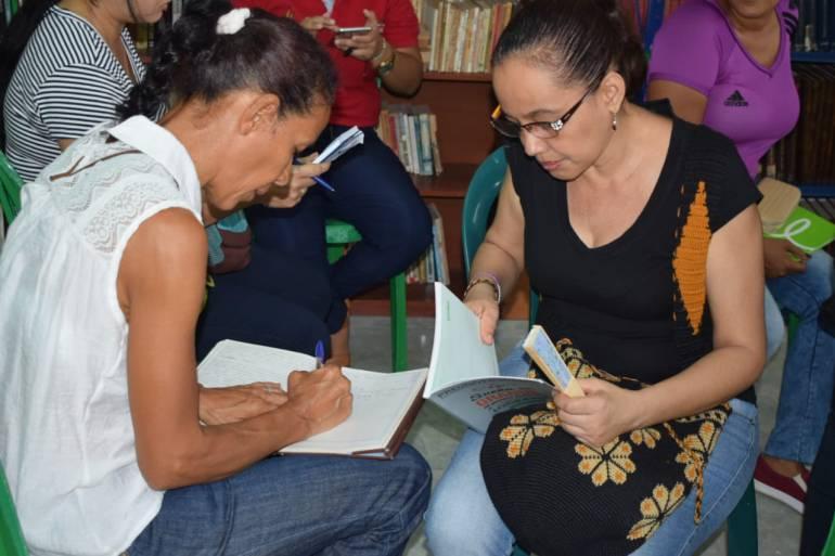 Capacitan en cocina internacional a población de Arjona, Bolívar: Capacitan en cocina internacional a población de Arjona, Bolívar