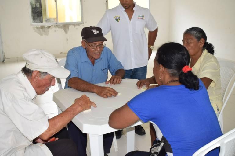 En Arjona, celebran día mundial contra el abuso a la vejez: En Arjona, celebran día mundial contra el abuso a la vejez