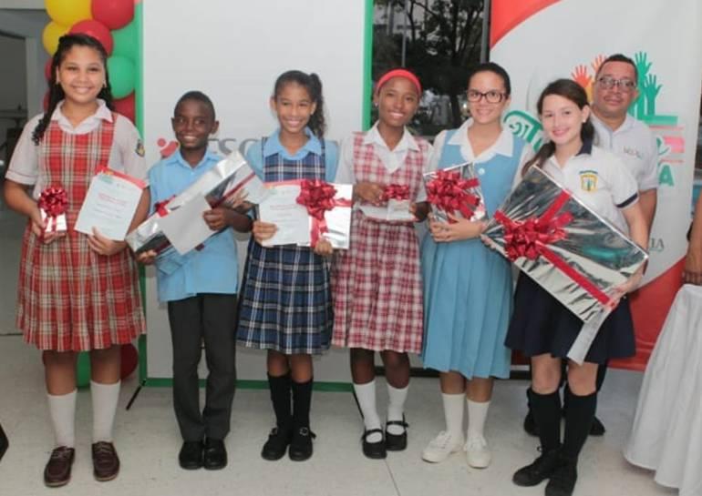 Inicia el VI Concurso de Oratoria y Liderazgo Infantil de Cartagena: Inicia el VI Concurso de Oratoria y Liderazgo Infantil de Cartagena