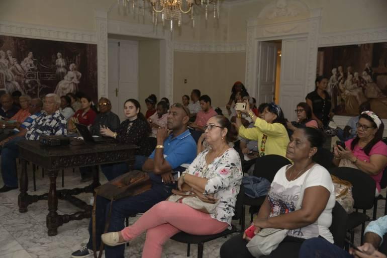 Buscan construcción colectiva de las Fiestas de Independencia de Cartagena: Buscan construcción colectiva de las Fiestas de Independencia de Cartagena