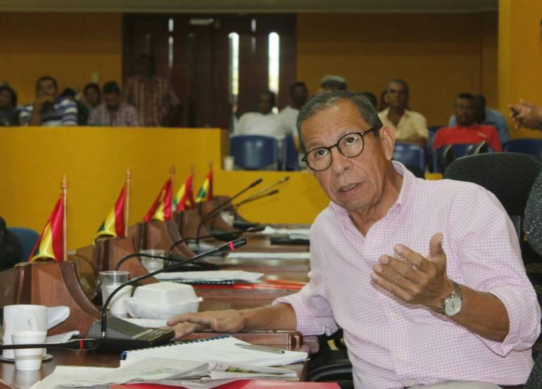 Concejo pide informe de infraestructura de colegios oficiales de Cartagena: Concejo pide informe de infraestructura de colegios oficiales de Cartagena