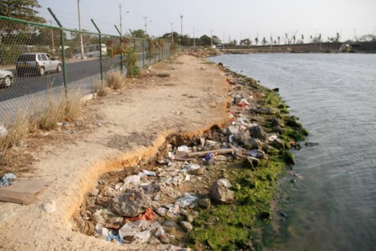 Concejo debatirá situación ambiental de avenida del Lago, en Cartagena: Concejo debatirá situación ambiental de avenida del Lago, en Cartagena