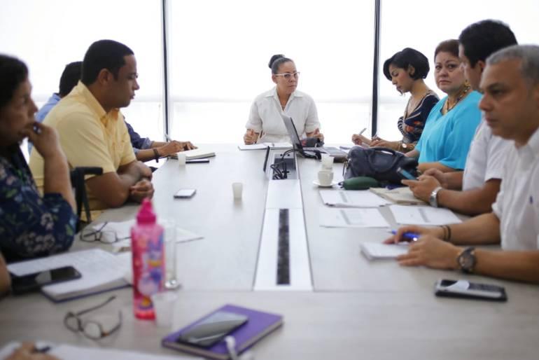 Buscan alternativas para terminar obras en centros de salud de Cartagena: Buscan alternativas para terminar obras en centros de salud de Cartagena
