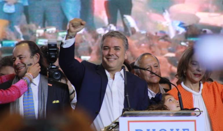 elecciones presidenciales 2018: En los 47 municipios del Tolima gano el presidente electo Iván Duque