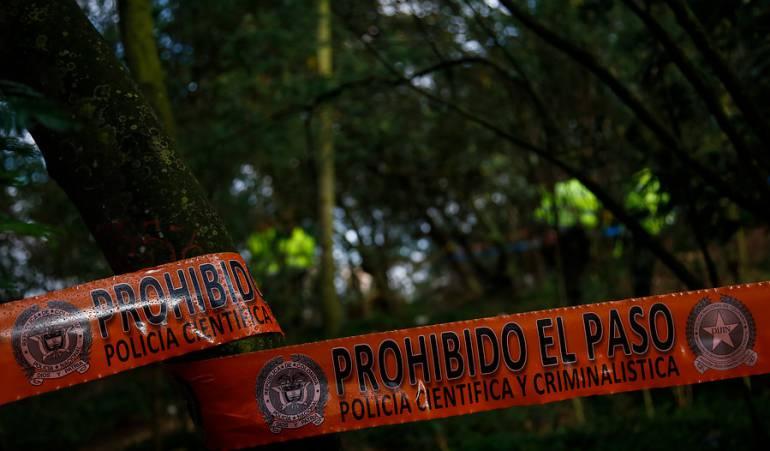 Crímenes: Doble crimen en Honda, norte del Tolima