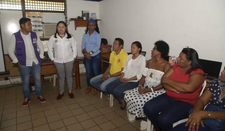 Cartagena, Bibliotecas, IPCC: Capacitarán a funcionarios de la Red de Bibliotecas de Cartagena