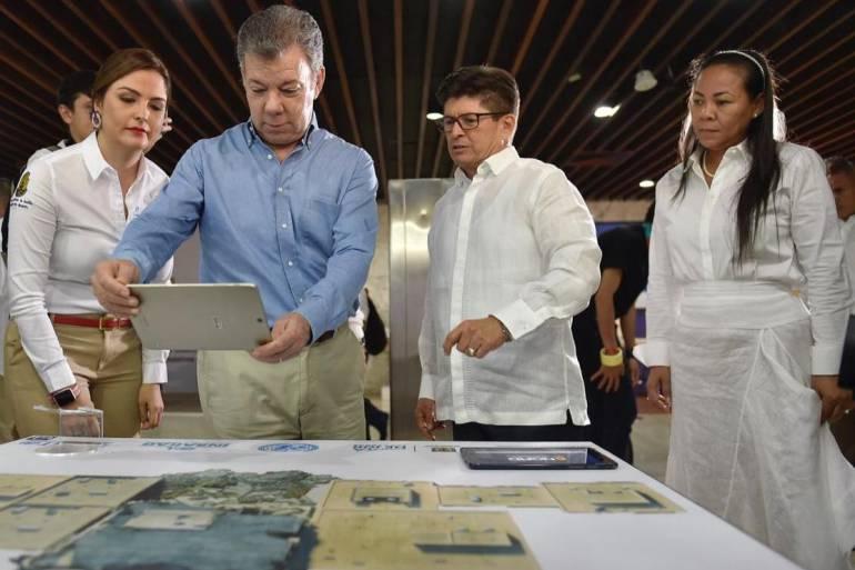 Santos pide a la OEA intervenir en crisis de Nicaragua: Santos pide a la OEA intervenir en crisis de Nicaragua