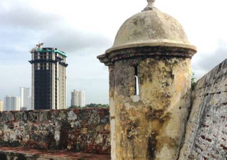 Unesco recomendaría la demolición del edificio Aquarela en Cartagena: Unesco recomendaría la demolición del edificio Aquarela en Cartagena