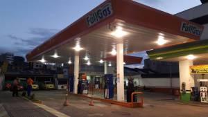 Sin gas natural vehicular están las estaciones de servicio GNV en Armenia