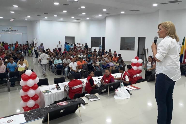 En Bolívar se entregarán 4.600 millones de pesos como medida de reparación: En Bolívar se entregarán 4.600 millones de pesos como medida de reparación