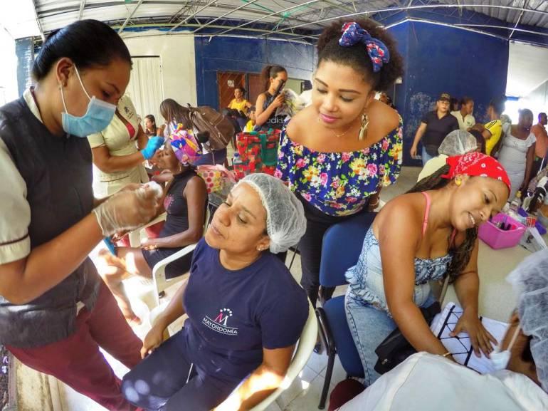 Campaña para hacerle frente a la violencia intrafamiliar en Cartagena: Campaña para hacerle frente a la violencia intrafamiliar en Cartagena