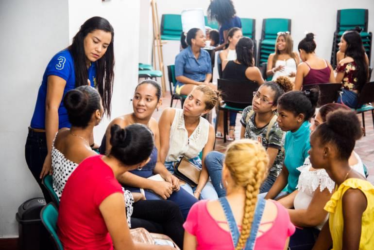 Colegio Mayor de Bolívar ha capacitado a 128 personas como gestores de paz: Colegio Mayor de Bolívar ha capacitado a 128 personas como gestores de paz