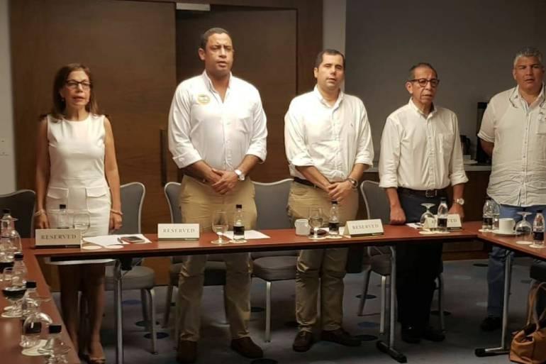 Debate sobre POT de Cartagena deja inconformidad en el Concejo: Debate sobre POT de Cartagena deja inconformidad en el Concejo