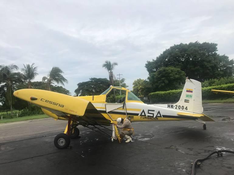 FUERZA AÉREA COLOMBIANA