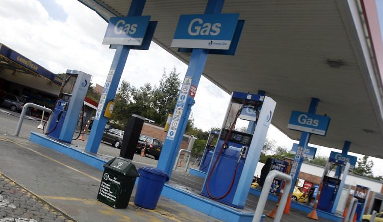 Venta de gas vehicular: Posible racionamiento de gas si en dos días no se repara el tubo en Boyacá
