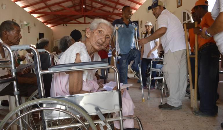 Acuerdos, Adultos mayores, víctimas: Firman en Cartagena acuerdo por el buen trato a adultos mayores