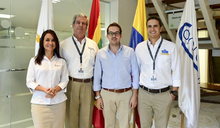 Puerto de Cartagena, Tecnología, Cartagena: Tecnología de punta para entrenamiento logístico en Puerto de Cartagena