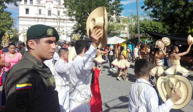 Fiestas San Juaneras: Se refuerza seguridad por fiestas de San Juan en Tolima
