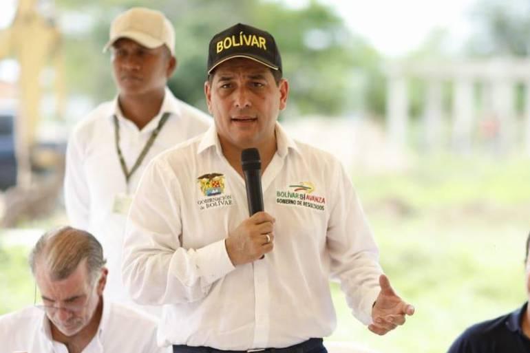 Presentan pruebas en contra de orden de arresto para gobernador de Bolívar: Presentan pruebas en contra de orden de arresto para gobernador de Bolívar