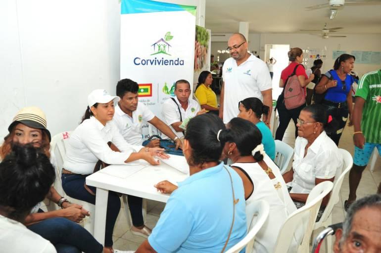 Zona insular de Cartagena sigue recibiendo beneficios de la Alcaldía: Zona insular de Cartagena sigue recibiendo beneficios de la Alcaldía