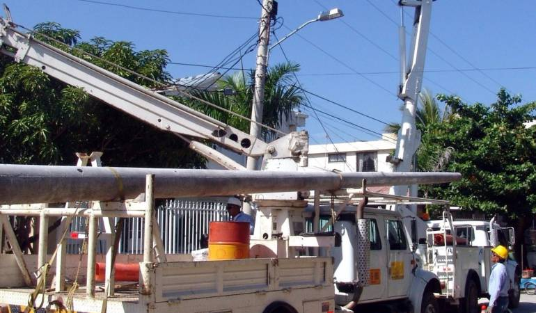 24 horas sin energía completa el Centro Histórico de Cartagena
